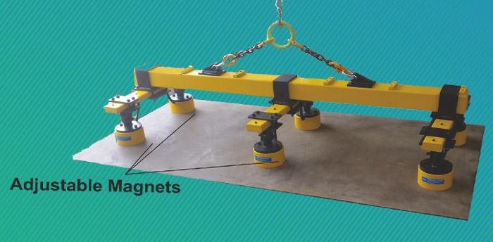 electro-permanent-magnetic-lifters